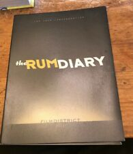 The Rum Diary 2011 FYC