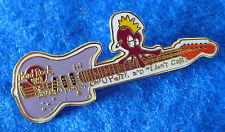 BALI *WE'RE SO PRETTY* SEX PISTOLS LYRICS OCTOPUS PINK GUITAR Hard Rock Cafe PIN
