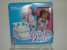 "MATTEL  HEART FAMILY COUSINS ""JANET AND POTTY CHAIR - IN BOX"