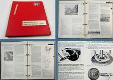 Massey Ferguson MF 155 Traktor Schlepper Reparaturleitfaden Werkstatthandbuch