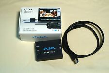 AJA U-TAP HDMI:Capture Video and Audio with USB |(Includes 3 ft. USB3 cable)