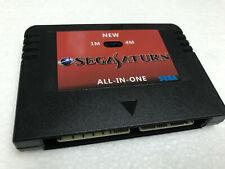 Saturn pseudo kai 1M 4M expansion RAM SEGA backup Action replay direct read