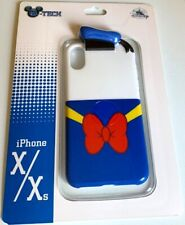 NEW DISNEY PARKS D-TECH DONALD DUCK ICON 3-D  iPHONE X & Xs CASE COVER