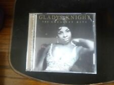 CD ALBUM - GLADYS KNIGHT - The Greatest Hits [1998]