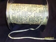 250ft Greenlee 39245 1/2in kevlar polyaramid 2500# mule tape measuring