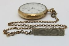 Vintage Elgin Pocket Watch (working)