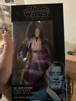Star Wars Black Series OBI-WAN KENOBI (Force Spirit) Walgreens Exclusive HTF