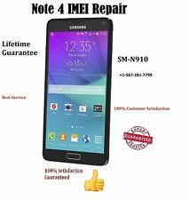 Remote Samsung Galaxy Note 4 SM-N910 Blacklist Fix