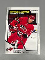Steven Lorentz 2020-21 Upper Deck Series 2 🏒 UD O-Pee-Chee Marquee Rookies #628