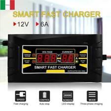 Magneti Marelli CH1M 6V/12V Caricabatterie e Mantenitore Automatico