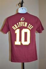 Nuevo Minor Flaw- #10 Robert Griffin III Redskins Youth L 14/16 Camisa 55sb