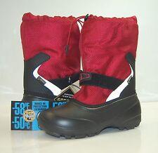KAMIK Kinder Boots Gr. 5 / 37 Stiefel Pounce2G -50°C GoreTex rot