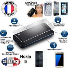 Protection d'Ecran en Verre Trempé Contre les Chocs pour Nokia 5