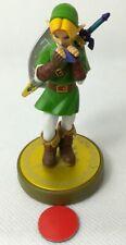 The Legend of Zelda Link Amiibo |Ocarina of Time | 3DS | Wii U |Super Smash Bros