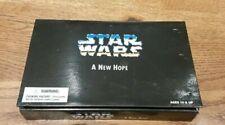 """Star Wars 2.5"""" Kamiru Kubrick Star Wars A New Hope R2D2 , C3P0 , Obi Wan , Leia"""