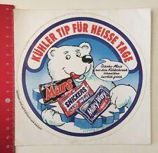 Aufkleber/Sticker: Kühler Tip Für Heisse Tage-Mars Snickers Milky Way (10051637)
