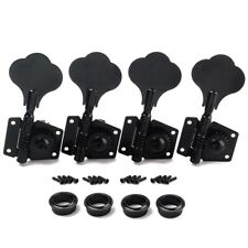 More details for black bass tuners machine heads pegs