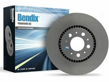 For 2012-2016 Honda CRV Brake Rotor Front Bendix 34982TC 2014 2013 2015 FWD