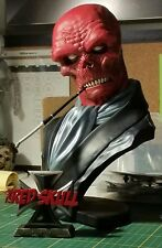Sideshow collectibles Red Skull Legendary Scale Bust Exclusive - Captain America