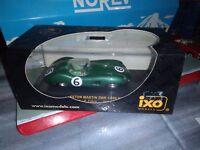 IXO MODELS 1/43 ASTON MARTIN DBR 1/300 #6 LE MANS 1959 NEUF EN BOITE