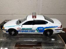 Gearbox 1/43rd scale Miramichi, New Brunswick Police 2004 Chevrolet Impala