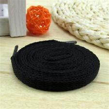 1 Pair Fashion Flat Cord Elastic Shoes Sport Unisex Shoelaces Shoe String Strap