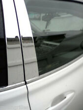 CHROME PILLAR POSTS FITS INFINITI Q50 2014-2015