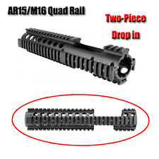 "Carbine Length 10.6"" Handguard Quad Rail - Black"