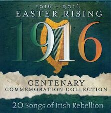 EASTER RISING 1916 CENTENARY COMMEMORATION COLLECTION CD 1916 - 2016 IRISH REBEL