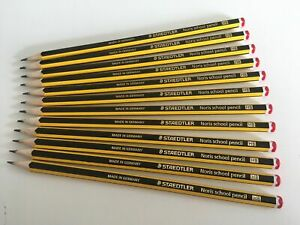 STAEDTLER Noris HB Pencils X12 BARGAIN Price !,CHEAPEST! Arts & Crafts Sketching