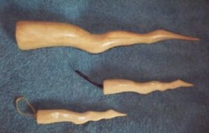 Buffy the Vampire Slayer Mr. Pointy prop replica 1/2 scale vampire stake carved