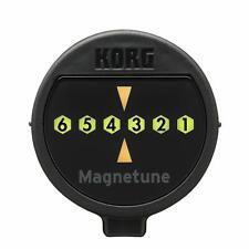 Korg magnet-mounted tuner Guitar Magnetune magnetic tune japan