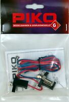 PIKO POWER CLAMP 1 PAIR BOLT ON New in Poly Pack