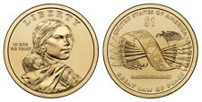2010 P Native American One Dollar Mint Coin Sacagawea Great Law Of Peace Money