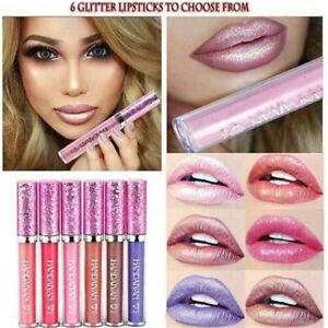2021 Waterproof Long Lasting Lip Tint Matte Lipstick Liquid Lip Gloss Makeup US