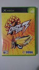 CRAZY TAXI 3 XBOX MICROSOFT VIDEOGIOCO PAL SEGA PER XBOX PRIMO MODELLO