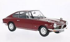 BoS Model 1:18 1968 BMW 1600 GT Coupe, dark red