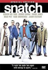Snatch (DVD, 2001, 2-Disc Set, Special Edition)