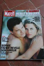 paris match 2329 du 13 janvier 1994 favier pioline delarue collard miss france