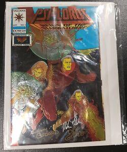 P.S.I Lords #1 (1994) VVSS  Valiant Signature Series RARE (Limited  800 copies)