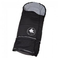 NEW LITTLE ANGEL OUTLAST THERMOADAPTIVE BABY FOOTMUFF - BLACK