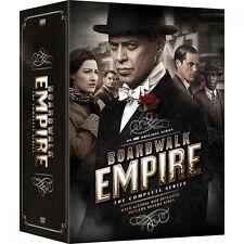 Boardwalk Empire The Complete Series DVD seasons 1,2,3,4,5 Box Set