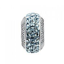 Genuine Lovelinks Sterling Silver and Crystal 11831766-24