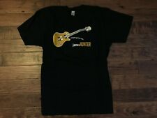 "Vintage ""James Hunter"" (People Gonna Talk) Jazz/Blues Tour (M) T-Shirt, Rare!"