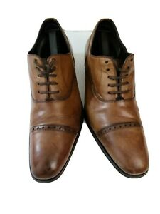 Tom Ford Cap Toe Vintage Shoe Size 11 EU