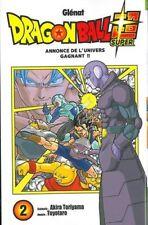 Dragon Ball Super - Tome 2 annonce de L'univers Gagnant