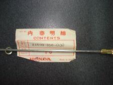 GENUINE HONDA SPOKE SET (1) FRONT XL250 XL350 44608-356-000