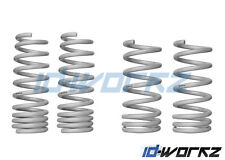 WHITELINE LOWERING SPRINGS 35/25 FOR MITSUBISHI LANCER EVO EVOLUTION X 10