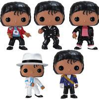 Funko POP Michael Jackson Vinyl Figure 22# 23# 25# BEAT IT BILLIE JEAN BAD 10cm!