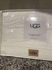 Ugg 100% Egyptain Cotton 360 Count Queen Sheet Set